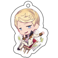 Acrylic Key Chain - Bungou Stray Dogs / Francis Scott Key Fitzgerald