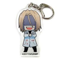 Trading Acrylic Key Chain - Blood Blockade Battlefront / Femto