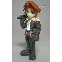 Trading Figure - Final Fantasy Series / Squall Leonhart