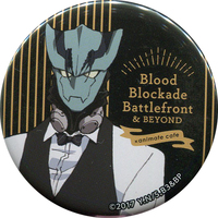 Trading Badge - Blood Blockade Battlefront / Zed O'Brien