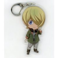Acrylic Key Chain - IRON-BLOODED ORPHANS / Yamagi Gilmerton