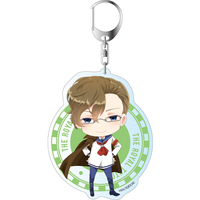 Big Key Chain - The Royal Tutor / Bruno von Glanzreich