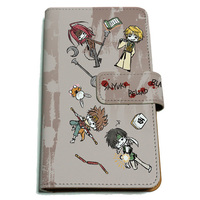 Smartphone Wallet Case for All Models - Saiyuki