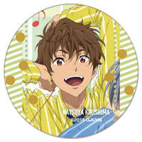 Badge - High Speed! / Kirishima Natsuya