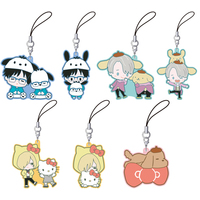 (Full Set) Rubber Strap - Yuri!!! on Ice