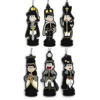 (Full Set) Rubber Key Chain - Osomatsu-san