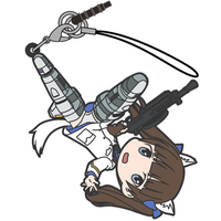 Tsumamare Strap - Strike Witches / Georgette Lemare