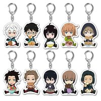 Trading Acrylic Key Chain - WORLD TRIGGER