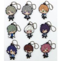 (Full Set) Rubber Key Chain - Norn9