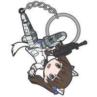 Tsumamare Key Chain - Strike Witches / Georgette Lemare