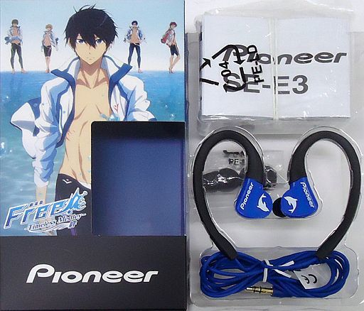 Ear Hook - Earphone - Headphones - Free! / Nanase Haruka