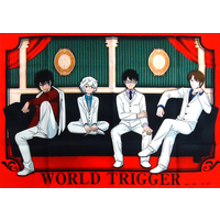 Pillow Case - WORLD TRIGGER