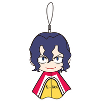 Key Chain - Yowamushi Pedal / Souhoku High School & Teshima
