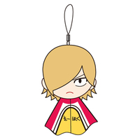 Key Chain - Yowamushi Pedal / Souhoku High School & Aoyagi