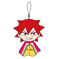 Key Chain - Yowamushi Pedal / Souhoku High School & Naruko