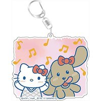 Big Key Chain - Hello Kitty / Makkachin
