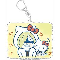 Big Key Chain - Hello Kitty / Yuri Plisetsky