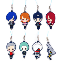 (Full Set) Rubber Strap - Persona3