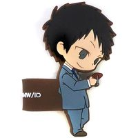 Earphone Cable Holder - Charm Collection - Durarara!! / Mikado Ryugamine