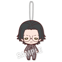 Plush Key Chain - Bungou Stray Dogs / Sakaguchi Ango