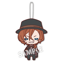 Plush Key Chain - Bungou Stray Dogs / Nakahara Chuuya