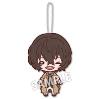 Plush Key Chain - Bungou Stray Dogs / Dazai Osamu