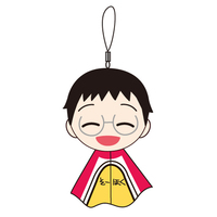 Key Chain - Yowamushi Pedal / Souhoku High School & Sakamichi