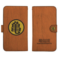 Smartphone Wallet Case for All Models - Dragon Ball