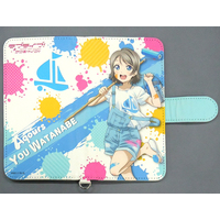Smartphone Wallet Case - Love Live! Sunshine!! / Watanabe You