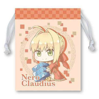 Pouch - Fate/stay night / Nero Claudius (Fate Series) & Saber (Fate/Extra) & Saber