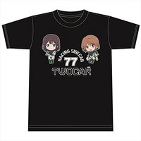 T-shirts - Two Car Size-L