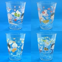 (Full Set) Tumbler, Glass - Yuri!!! on Ice
