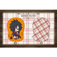 Die-cut Cushion - Tales of Berseria / Rokurou Rangetsu