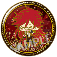 Badge - Black Butler / Grell Sutcliff