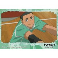 Illustration Sheet - Haikyuu!! / Watari Shinji & Aoba Jyousai