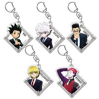 Acrylic Key Chain - Hunter x Hunter