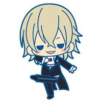 Rubber Strap - Black Butler / Viscount of Druitt
