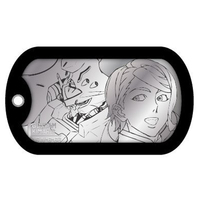 Dog Tag - IRON-BLOODED ORPHANS / Gaelio Bauduin