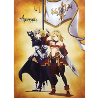 Poster - Fate/Apocrypha / Mordred & Jeanne d'Arc
