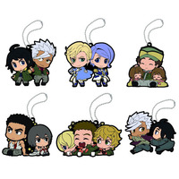 (Full Set) Rubber Key Chain - IRON-BLOODED ORPHANS