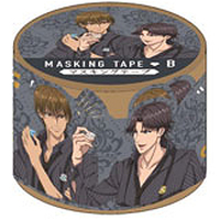 Masking Tape - Prince Of Tennis / Hyoutei