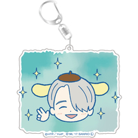 Big Key Chain - Sanrio / Yuri & Victor