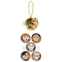 Locket Accessory - Haikyuu!! / Tsukishima & Karasuno High School & Hinata