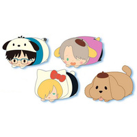 (Full Set) Key Chain - Hello Kitty / Yuri & Yuuri & Victor & Makkachin