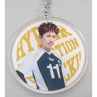 Acrylic Key Chain - Haikyuu!! / Komi Haruki