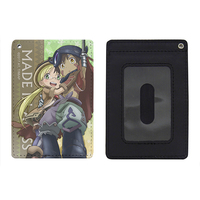 Commuter pass case - Made in Abyss / Riko