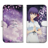 iPhone8 case - iPhone7 case - Smartphone Wallet Case for All Models - iPhone6 case - Fate/stay night / Sakura Matou