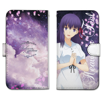 iPhoneX case - Smartphone Wallet Case for All Models - Fate/stay night / Sakura Matou