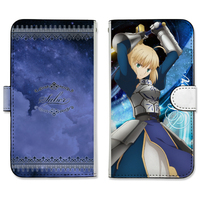 iPhone8 case - iPhone7 case - Smartphone Wallet Case for All Models - iPhone6 case - Fate/stay night / Saber
