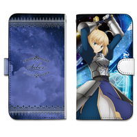 iPhoneX case - Smartphone Wallet Case for All Models - Fate/stay night / Saber